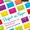 Perfect on Paper: The (Mis)Adventures of Waverly Bryson (       UNABRIDGED) by Maria Murnane Narrated by Julia Whelan