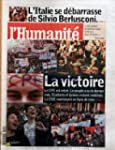 HUMANITE (L') [No 19168] du 11/04/200...