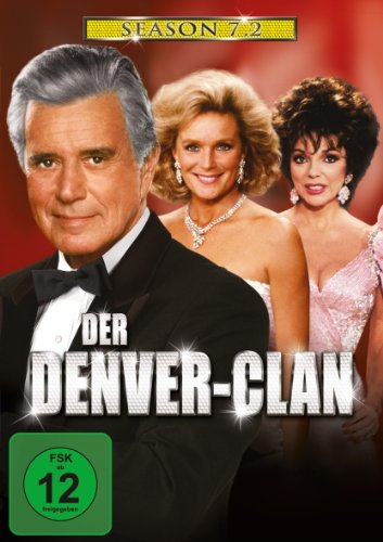 Der Denver-Clan - Season 7, Vol. 2 [4 DVDs]
