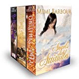 img - for Angels with Attitudes: Three book collection of Angel Stories!! book / textbook / text book