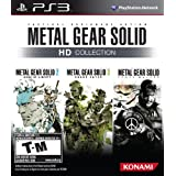 Metal Gear Solid HD Collectionby Konami