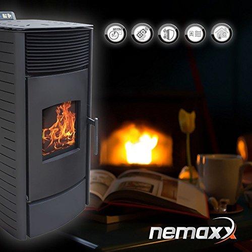Nemaxx-Camino-per-riscaldare-di-Salvas