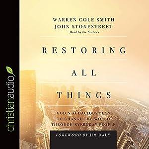 Restoring All Things Audiobook