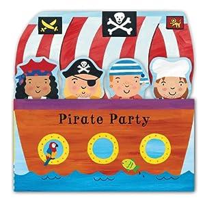 com: Pirate Party (Tip Top Tabs) (9780230708655): Rachel Fuller: Books