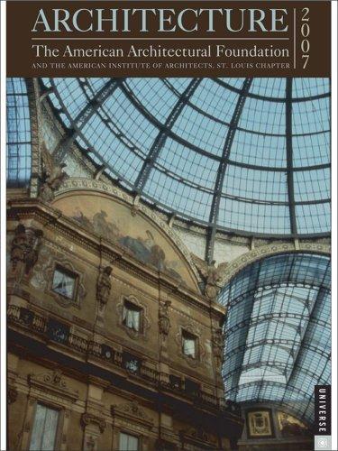 Architecture: 2007 Engagement Calendar