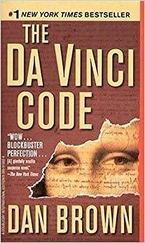 an analysis of dan browns novel the da vinci code By the time we were on our plane she had made sure that her flight bag contained a new novel by menking hannell, and over  the da vinci code or the dan brown code.