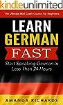 German: Learn German FAST! Start Spea...