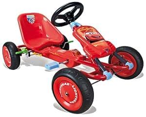 Smoby - 459103 - Vélo et Véhicule pour Enfant - Go Kart - Cars 2