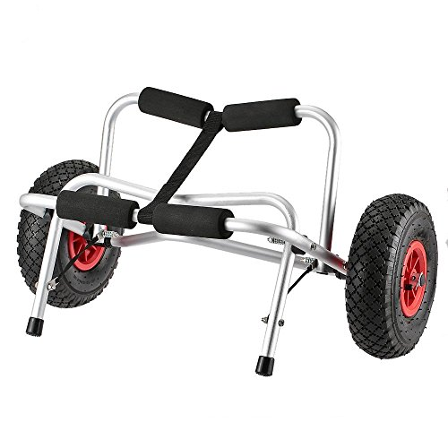 new-75kg-loading-capacity-foldable-kayak-trolley-energy-saving-two-wheeled-carrier-cart-for-kayak-ca