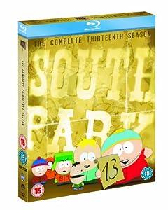South Park - Season 13 [Blu-ray] [UK Import]