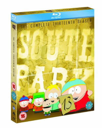 South Park - Season 13 Blu-ray UK Import