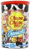 Chupa Chups Cremosa Pop Tubes 96 Count