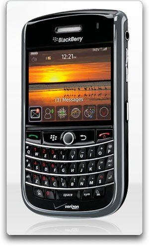 BlackBerry Tour 9630 Unlocked For Any GSM Carrier Worldwide + CDMA World Phone with 3.2 Mega pixel Camera – Black