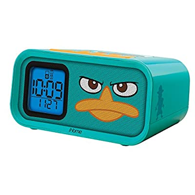 eKids Dual Alarm Clock Speaker System by iHome from Ekids LLC