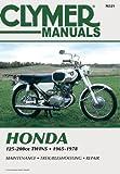 Penton Honda 125-200 Twins 65-78