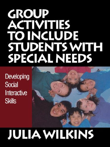 Group Activities to Include Students with Special Needs: Developing Social Interactive Skills