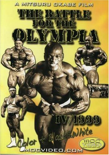 Battle for Olympia 1999 [DVD] [Import]