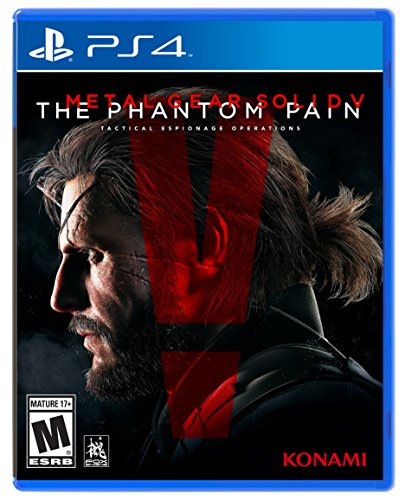 Metal Gear Solid V The Phantom Pain (輸入版: 北米)