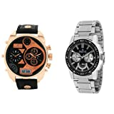 Swisstyle Combo of analog watch for men