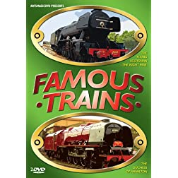 Famous Trains (2 DVD)