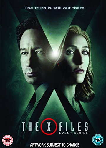 the-x-files-the-event-series-dvd