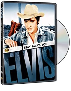 Stay Away Joe [DVD] [Region 1] [US Import] [NTSC]