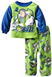 AME Sleepwear Boys Frontal Buzz Toy Story Pajama Set