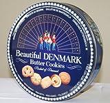 Beautiful Denmark Butter Cookies 32 OZ (908 g)