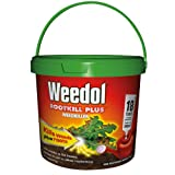 Weedol Rootkill Plus WeedKiller (18 Tubes of Liquid Concentrate)