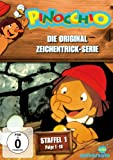 Pinocchio - Staffel 1 [3 DVDs]