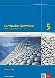 Lambacher Schweizer - Ausgabe für Niedersachsen G9 / Arbeitsheft plus Lösungsheft 5. Schuljahr