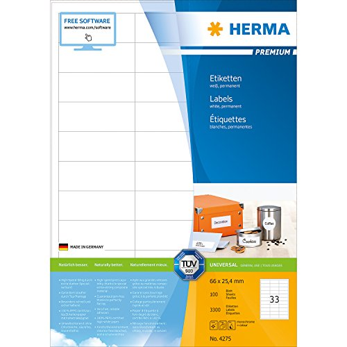 herma-4275-etiketten-premium-a4-papier-matt-66-x-254-mm-3300-stuck-weiss