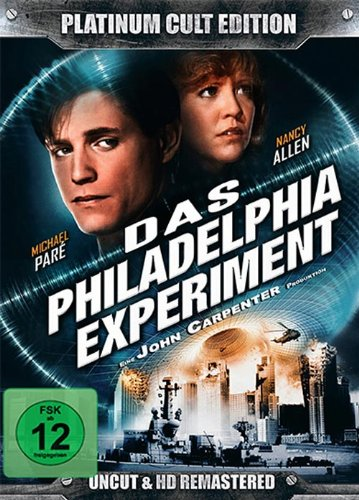 Das Philadelphia Experiment ( Platinum Cult Edition )