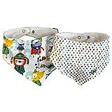 Boboli - Pañuelo para el cuello - para bebé niño multicolor multicolor