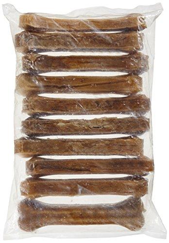 Artikelbild: Vitakraft Hunde Kauknochen aus Büffelhaut, 230 g, 21,5 cm lang, 10er Pack, 1er Pack (1 x 2.3 kg)