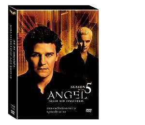 Angel - Jäger der Finsternis: Season 5.2 Collection [3 DVDs]