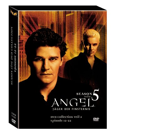 Angel - Jäger der Finsternis: Season 5.2 Collection [3 DVDs]