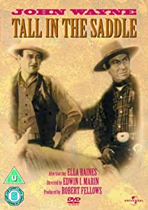 Tall In The Saddle [DVD]