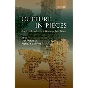 Culture in Pieces