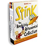 Stink: The Absolutely Astronomical Collection: Books 4-6