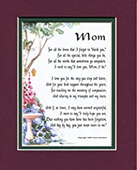 """Mom"" A Gift For A Mother. #03, Touch…"