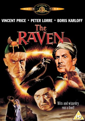 Raven The [DVD]