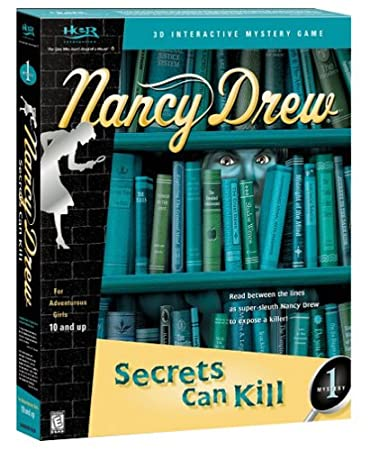 Nancy Drew Secrets Can Kill
