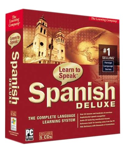 Learn To Speak Spanish 9 DeluxeB0000BVYXU