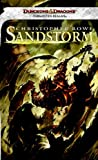 img - for Sandstorm: A Forgotten Realms Novel book / textbook / text book