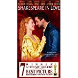 Shakespeare in Love [VHS] ~ Gwyneth Paltrow