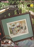 img - for Summer Welcome By Paula Vaughan Cross Stitch book / textbook / text book