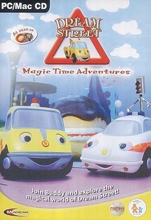Dream Street Magic Time Adventure