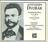 Dvorak Antonin Dvorak: Symphonies Nos. 5, 7, &8 - Czech Suite. (UK Import)