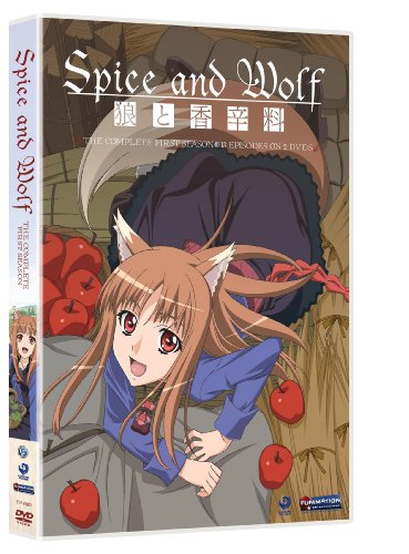 Spice And Wolf: Complete First Season